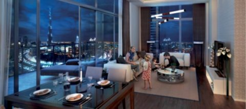Starting 13,500 USD down payment book your apartment in Dubai