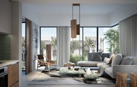فيلا 3 غرف في دبي من اعمار العقارية بدفعة اولى 58 الف درهم اماراتي