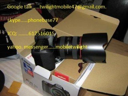 الكنسي EOS 5D مارك الثاني 21.1 MP كاميرا SLR الرقمية - EF 24-105