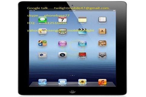 أبل آي باد 3 واي فاي 64GB أسود [3 باد واي فاي 64GB BLK