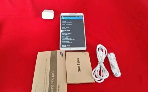Samsung Galaxy Note 3 Unlocked Phone