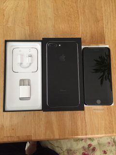 Apple iPhone 7 Plus 256GB Jet Black Smartphone